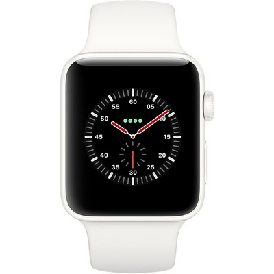 Apple Watch Edition Series 3 38mm with Sport Band White (Белый) - фото 7507