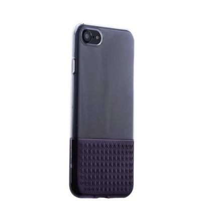 Чехол-накладка силиконовый COTEetCI Gorgeous Silicone Case для iPhone 8/ 7 (4.7) CS7028-LK Черный - фото 14641