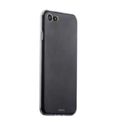 Чехол-накладка силикон Deppa Gel Case D-85251 для iPhone SE (2020г.)/ 8/ 7 (4.7) 0.8мм Прозрачный - фото 14906