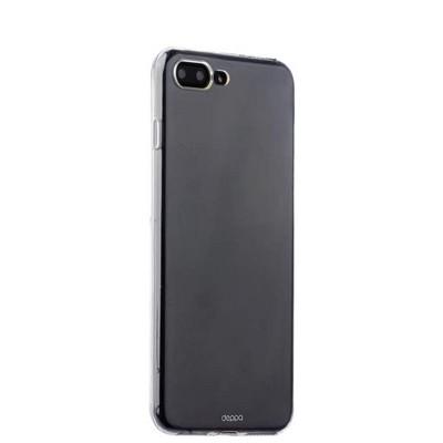 Чехол-накладка силикон Deppa Gel Case D-85252 для iPhone 8 Plus/ 7 Plus (5.5) 0.8мм Прозрачный - фото 14907