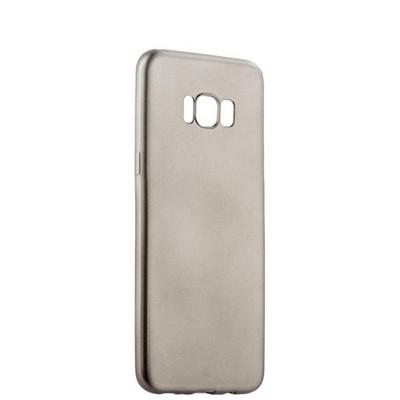 Чехол-накладка силиконовый J-case Delicate Series Matt 0.5mm для Samsung Galaxy S8 Plus Графитовый - фото 14967