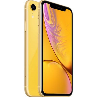 Apple iPhone Xr 64GB Dual (2 SIM) Yellow - фото 19625