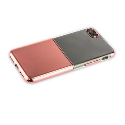 "Чехол-накладка XUNDD пластик Waltz Series для iPhone 8/ 7 (4.7"") Розовое золото - фото 15380"