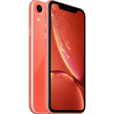 Apple iPhone Xr 64GB Coral (коралл) EU A2105 - фото 4737