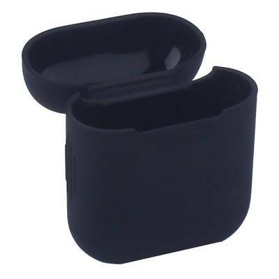 Чехол силиконовый Deppa для AirPods 2/ AirPods D-47005 1.4мм Черный - фото 15919