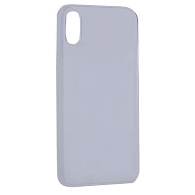 """Чехол силиконовый Hoco Light Series для iPhone XR (6.1"""") Прозрачный - фото 15946"""