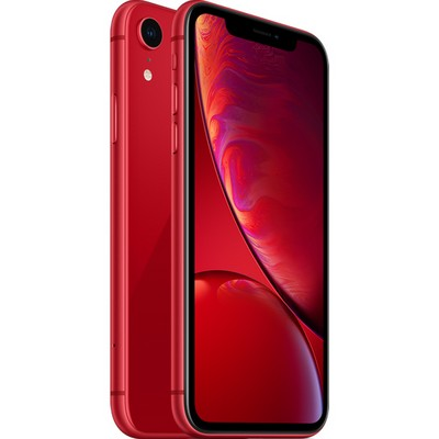 Apple iPhone Xr 256GB Red MRYM2RU - фото 4701