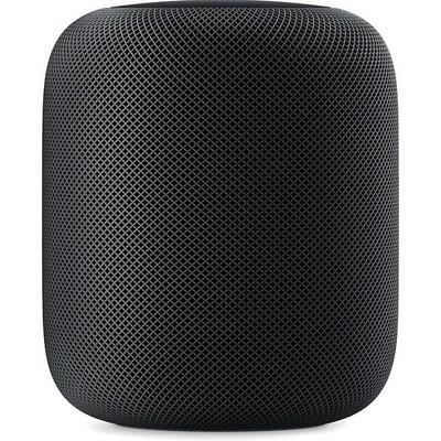 Apple HomePod Чёрный - фото 7815