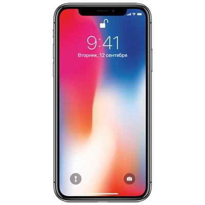 Apple iPhone X 256GB Space Gray (серый космос) MQAF2RU - фото 4779