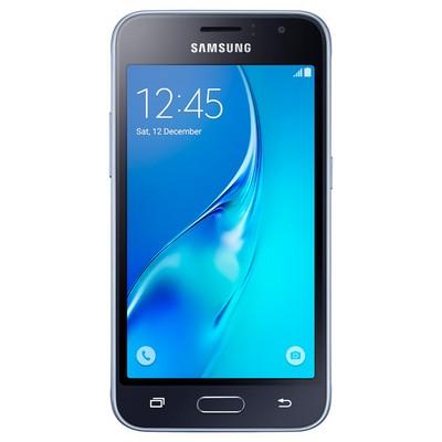 Samsung Galaxy J1 (2016) Black - фото 18978