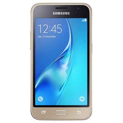 Samsung Galaxy J1 (2016) Gold  RU - фото 18983