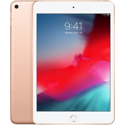 Apple iPad mini (2019) 64Gb Wi-Fi + Cellular Gold RU - фото 19297