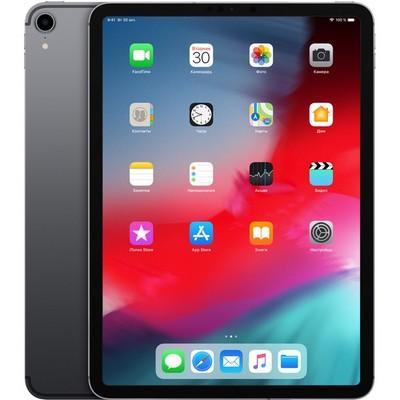 Apple iPad Pro 11 1Tb Wi-Fi + Cellular Space Gray РСТ - фото 8121