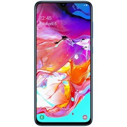 Samsung Galaxy A70 (2019) 128Gb Blue RU