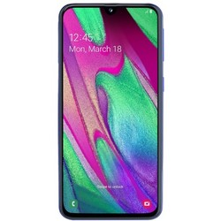 Samsung Galaxy A40 (2019) 64Gb Blue RU
