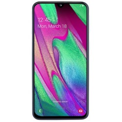 Samsung Galaxy A40 (2019) 64Gb White RU