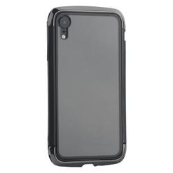 """Чехол-накладка Element Case (AERO - DRAGO) закаленное стекло для iPhone XR (6.1"""") Черный"""