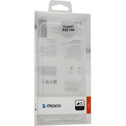 Чехол-накладка силикон Deppa Gel Case D-87090 для Huawei P30 Lite 0.8мм Прозрачный