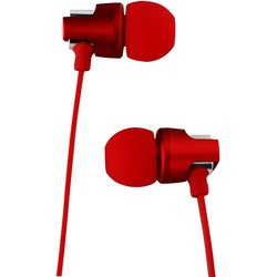 Наушники проводные Celebrat C8 стереогарнитуга с микрофоном (1.2 м) C-190019 Красный