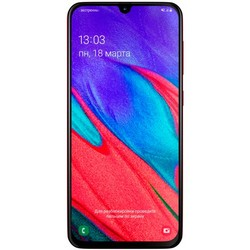 Samsung Galaxy A40 (2019) 64Gb Red RU