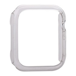 Чехол пластиковый бампер PC COTEetCI для Apple Watch Series 5/ 4 (CS7066-TT) 44мм Прозрачный
