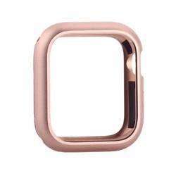 Чехол алюминиевый бампер COTEetCI магнитная рамка для Apple Watch Series 5/ 4 (CS7057-GD) 40мм Золотистый