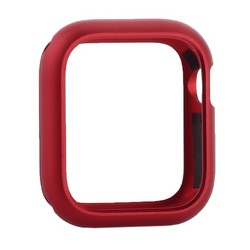 Чехол алюминиевый бампер COTEetCI магнитная рамка для Apple Watch Series 5/ 4 (CS7057-RD) 40мм Красный