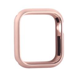 Чехол алюминиевый бампер COTEetCI магнитная рамка для Apple Watch Series 5/ 4 (CS7058-GD) 44мм Золотистый
