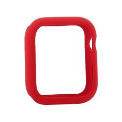 Чехол силиконовый бампер COTEetCI Liquid Silicone Case для Apple Watch Series 5/ 4 (CS7067-RD) 40мм Красный