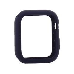 Чехол силиконовый бампер COTEetCI Liquid Silicone Case для Apple Watch Series 5/ 4 (CS7067-BL) 40мм Темно-синий