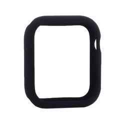 Чехол силиконовый бампер COTEetCI Liquid Silicone Case для Apple Watch Series 5/ 4 (CS7068-BK) 44мм Черный