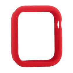 Чехол силиконовый бампер COTEetCI Liquid Silicone Case для Apple Watch Series 5/ 4 (CS7068-RD) 44мм Красный