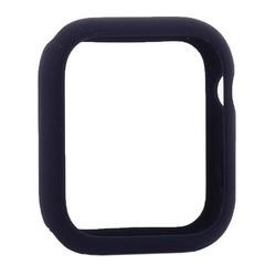 Чехол силиконовый бампер COTEetCI Liquid Silicone Case для Apple Watch Series 5/ 4 (CS7068-BL) 44мм Темно-синий