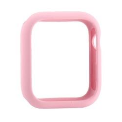Чехол силиконовый бампер COTEetCI Liquid Silicone Case для Apple Watch Series 5/ 4 (CS7068-LP) 44мм Розовый
