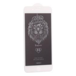 "Стекло защитное Remax 9D GL-35 Emperor Series Антишпион Твердость 9H для iPhone 8 Plus/ 7 Plus (5.5"") 0.22mm White"