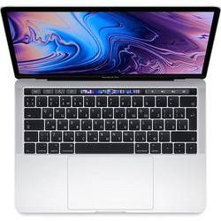 Apple MacBook Pro 13 with Retina display and Touch Bar Mid 2019 (MUHQ2RU, i5 1.4/8Gb/128Gb, silver)