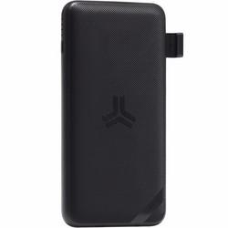 Аккумулятор внешний универсальный & беспроводное зарядное Baseus Bracket Wireless Charger (PPS10-01) 10000 mAh Черный