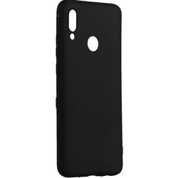 Чехол-накладка силиконовый Innovation Matt 0.6mm для HUAWEI P smart 2019/ HONOR 10 Lite Черный