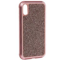 "Чехол-накладка противоударный X-DORIA Defense Lux Glitter (3X3CO5A2B) для Iphone XR (6.1"")Розовый"