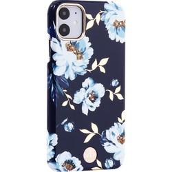 "Чехол-накладка KINGXBAR для iPhone 11 (6.1"") пластик со стразами Swarovski (Гардения)"