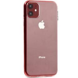 "Чехол-накладка силикон Deppa Gel Case Basic D-87220 для iPhone 11 (6.1"") 0.8мм Прозрачный"