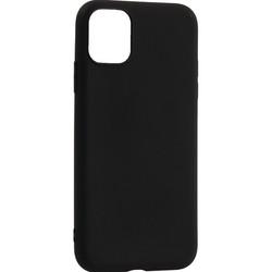 """Чехол-накладка силикон Deppa Gel Color Case Basic D-87228 для iPhone 11 (6.1"""") 0.8мм Черный"""
