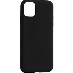 """Чехол-накладка силикон Deppa Gel Color Case Basic D-87225 для iPhone 11 Pro (5.8"""") 0.8мм Черный"""