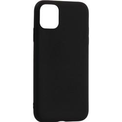 """Чехол-накладка силикон Deppa Gel Color Case Basic D-87231 для iPhone 11 Pro Max (6.5"""") 0.8мм Черный"""