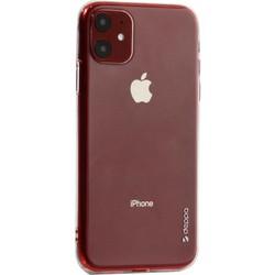 "Чехол-накладка силикон Deppa Gel Case D-87223 для iPhone 11 (6.1"") 1.0мм Прозрачный"