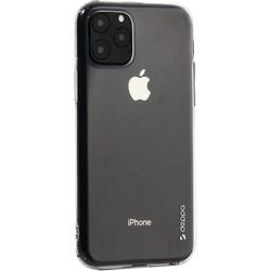 "Чехол-накладка силикон Deppa Gel Case D-87222 для iPhone 11 Pro (5.8"") 1.0мм Прозрачный"