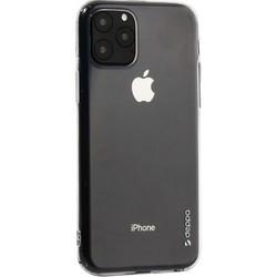 "Чехол-накладка силикон Deppa Gel Case D-87224 для iPhone 11 Pro Max (6.5"") 1.0мм Прозрачный"