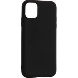 """Чехол-накладка силикон Deppa Gel Color Case D-87240 для iPhone 11 (6.1"""") 1.0мм Черный"""
