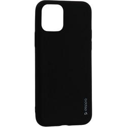"""Чехол-накладка силикон Deppa Gel Color Case D-87234 для iPhone 11 Pro (5.8"""") 1.0мм Черный"""