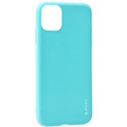 """Чехол-накладка силикон Deppa Gel Color Case D-87249 для iPhone 11 Pro Max (6.5"""") 1.0мм Мятный"""